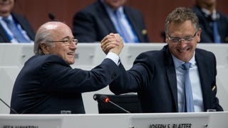 Sepp Blatter's Top Lieutenant Named In World Cup Bribe Allegations