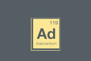 Two Crucial Elements From The Periodic Table Of The Imagination
