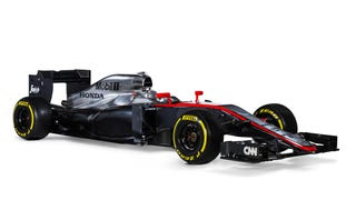 McLaren MP4-30: Here It Is