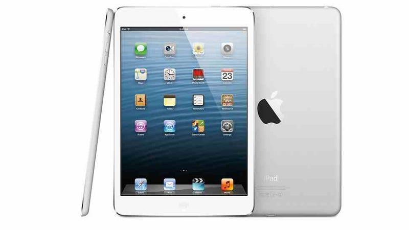 Reuters: A Retina iPad Mini Would Face Severe Stock Shortages