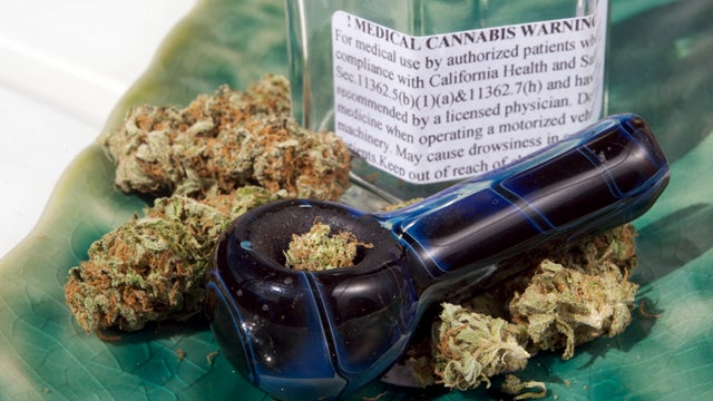 Medical Marijuana May Ease Pain in People With Multiple Sclerosis