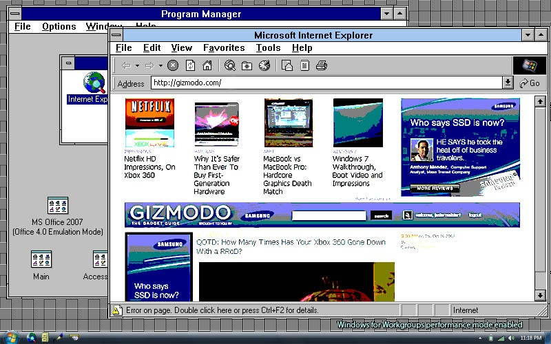25 Features You Definitely Won't See in Windows 7