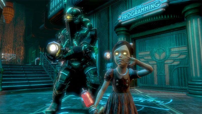 BioShock 2: Minerva's Den Review: Thinker Man's Game