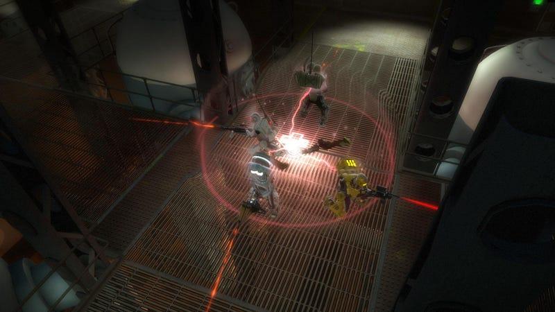 Valve Unleashes An Alien Swarm On Steam