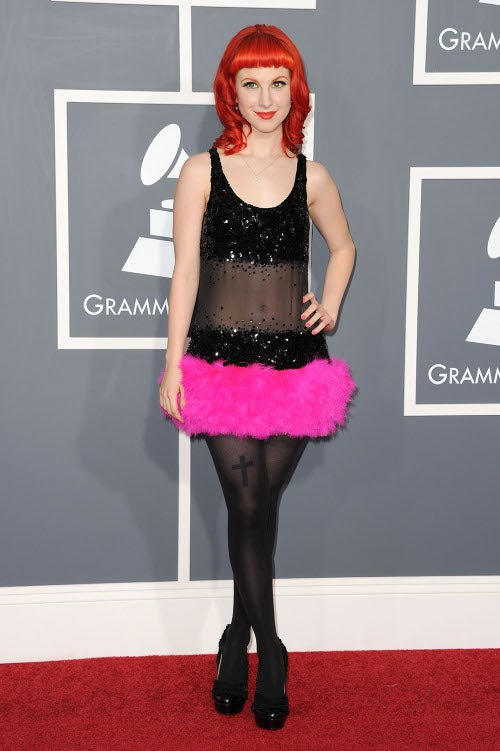Grammy Fashion: The Good, The Bad & The Weird