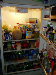 Unclutter Your Winter Fridge