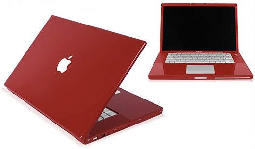Customized MacBook Pro at ColorWare