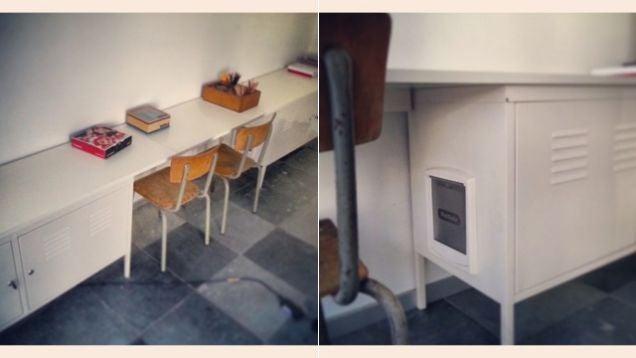Las mejores modificaciones de muebles que ikea no quiere - Armario escritorio ikea ...