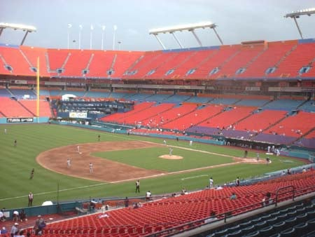 The Marlins Have Scheduled A Five-Minute Standing Ovation After The First Pitch Tonight