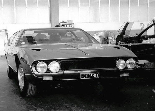 Lamborghini, The Early Years: An Exclusive Gallery