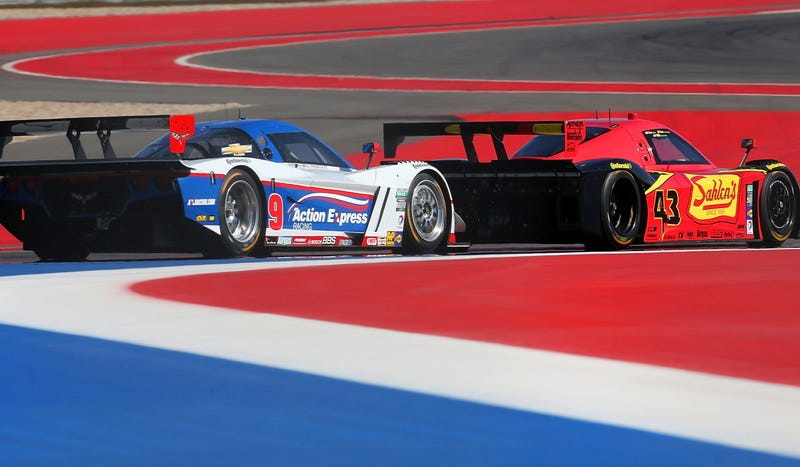 The ALMS And Grand Am Are Now Officially Called United SportsCar Racing