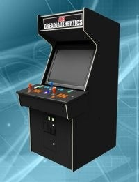 DreamAuthentics Gaming Cabinets