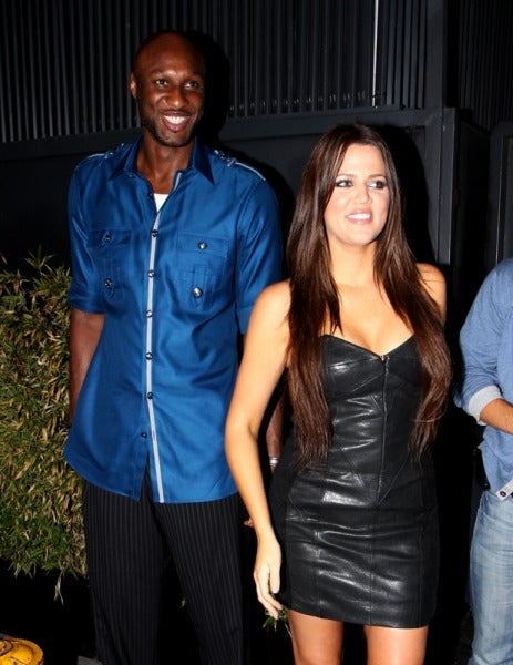 Lamar And Khloe – A Tale Of Romance And Bar Tabs