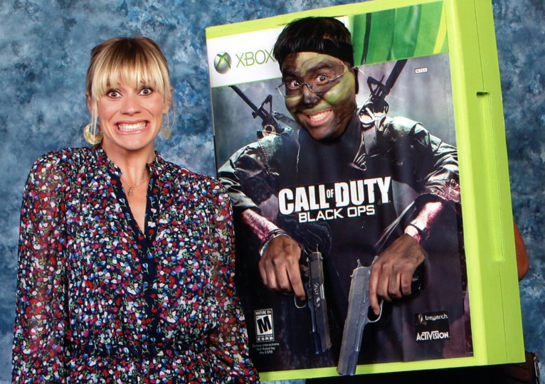 Happy New Year, from 'Black Ops Guy' and Starbuck