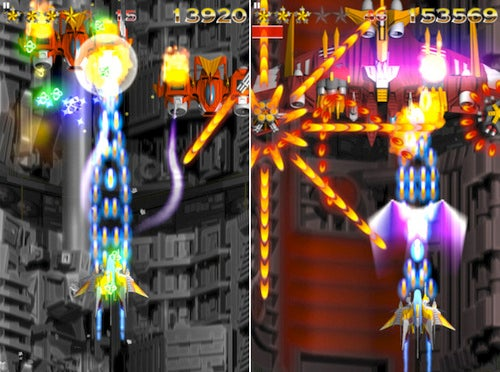 Randomly Generated Shoot 'Em Up Will Keep You Chaotically Distracted