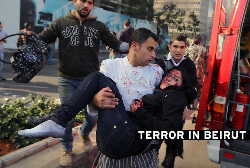 Car Bomb Kills Former Ambassador, Five Others in Lebanese Capital
