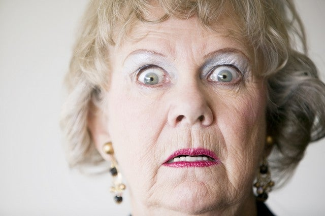 Older Women Susceptible to 'Sex Parasite'
