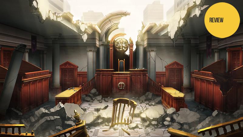 Phoenix Wright: Ace Attorney - Dual Destinies: The Kotaku Review