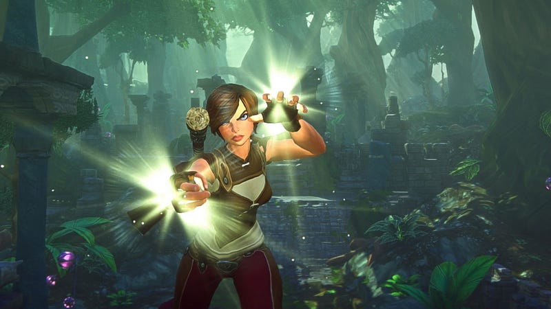 SOE Boss 'Can't Wait To See' EverQuest Next On The PS4