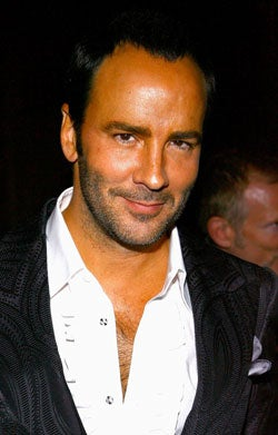Douchebag Designer Tom Ford Attacks France
