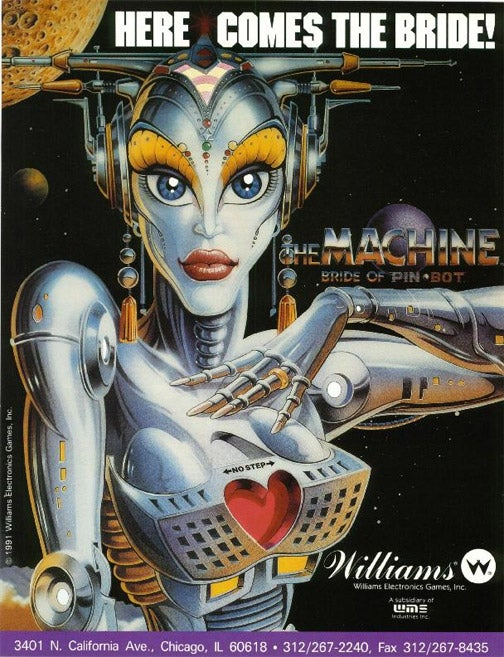 Robots We Love: Pin*Bot