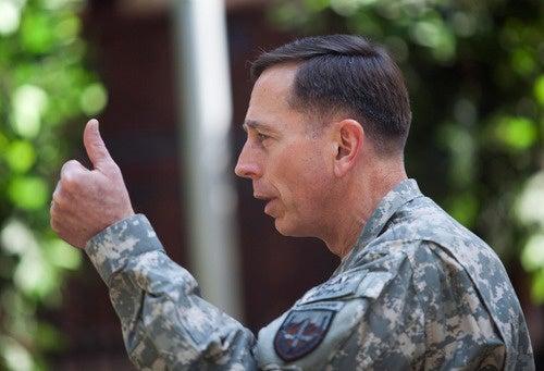 Petraeus: 'Burn a Koran Day' Puts Troops at Risk