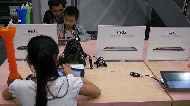 China Shuts Down Those 22 Fake Apple Stores