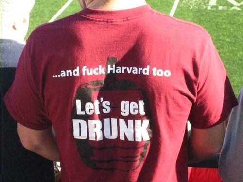 Harvard Fails to Shut Up Own Students