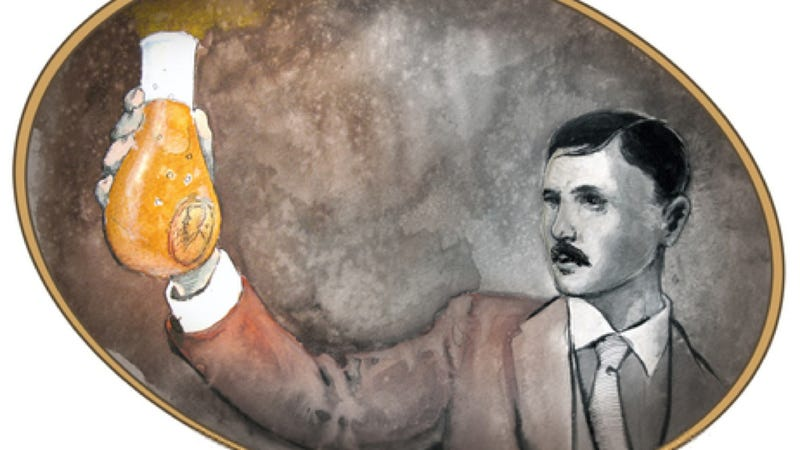 How to disappear two Nobel Prize medals (and how to bring them back)