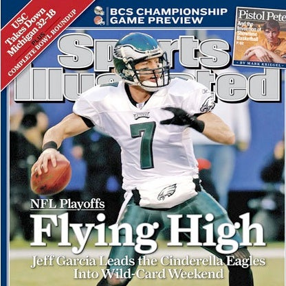 The Eagles Will Probably Sign Jeff George By Week 4