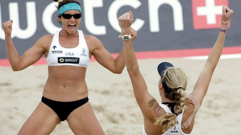 U.S. Women's Volleyball Team Will Continue to Rock Their Bikinis