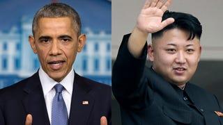 "North Korea Calls Obama ""a Monkey,"" Blames U.S. for Breaking Internet"