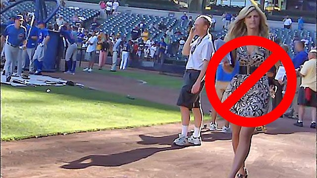 MLB Issues Media Dress Code, Ending Long Tradition Of Interviews Conducted By A Shirtless Buster Olney