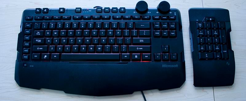 Lightning Review: Microsoft SideWinder X6 Gaming Keyboard