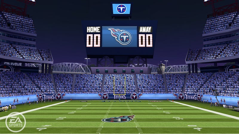 """EA Shows Off Madden 10 For Wii's """"Genre-Defining Art Style"""""""