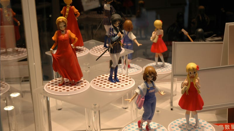 The Plastic Wonderland of Japanese Arcades
