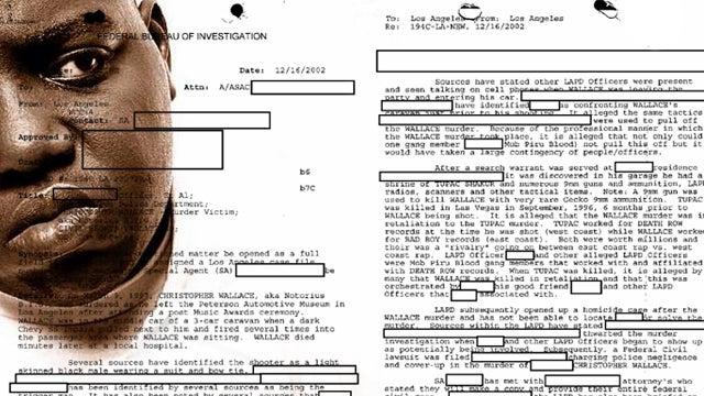 Did a Corrupt Cop Kill Notorious B.I.G.?