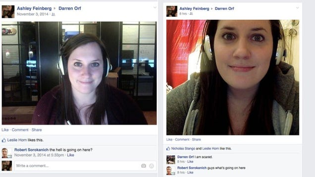 The Creepiest Things You Can Do on Facebook