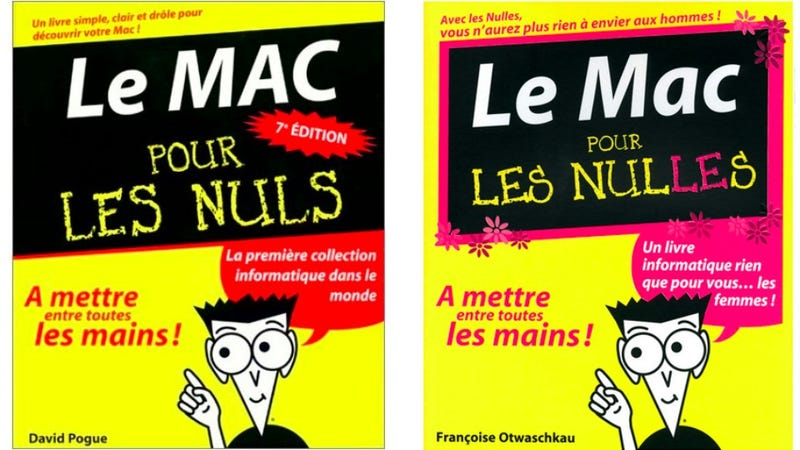 France Altruistically Attempts To Teach Vagina Brains About The Internet