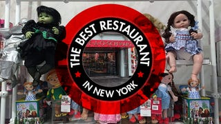 The Best Restaurant in New York Is: FAO Schwarz