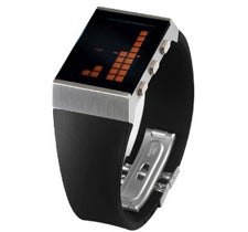 Lexon E8 Watch: Reinvented Time