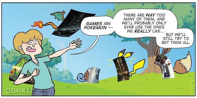 How Steam Sales Are Like Pokémon