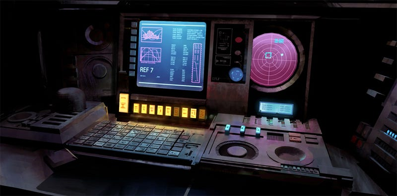 Transmission: When Classic Sci-Fi And Video Games Collide
