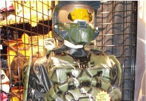 Now Is Not The Time To Be Selling $1000 Halo Costumes