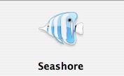 Advanced image editing with Seashore