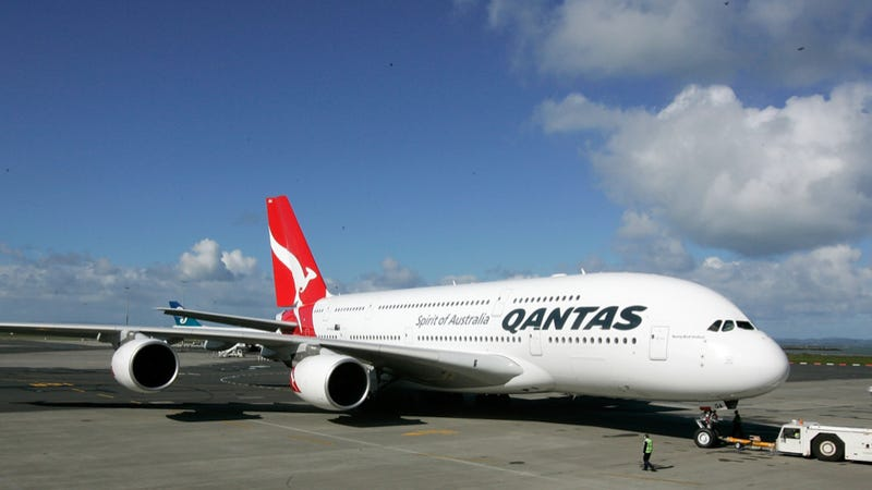 Qantas Flight To Australia Becomes Poop Plane From Hell