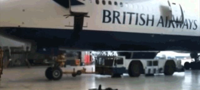 How Airplane Evacuation Slides Deploy In Under 6 Seconds