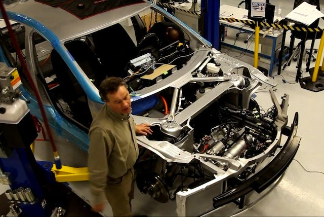 Tesla Offers Inside Look At Model S Sedan