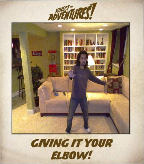 A Visual Guide to Kinect Adventures