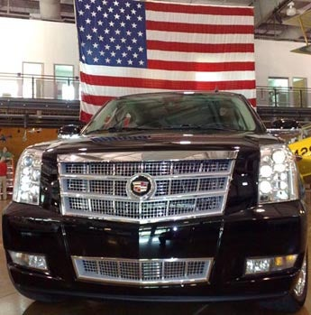 Hey, Did You And I Just Buy Santonio Holmes A New Cadillac Escalade?
